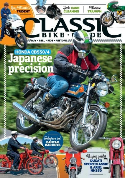 Download Classic Bike Guide — January 2018