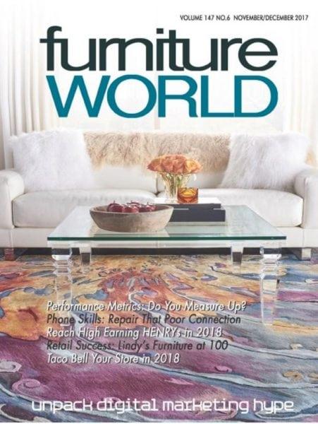 Download Furniture World — November-December 2017