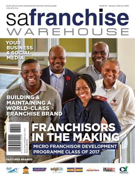 Download SA Franchise Warehouse — December 22, 2017