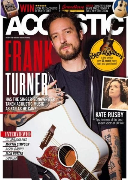 Download Acoustic UK — January 2018