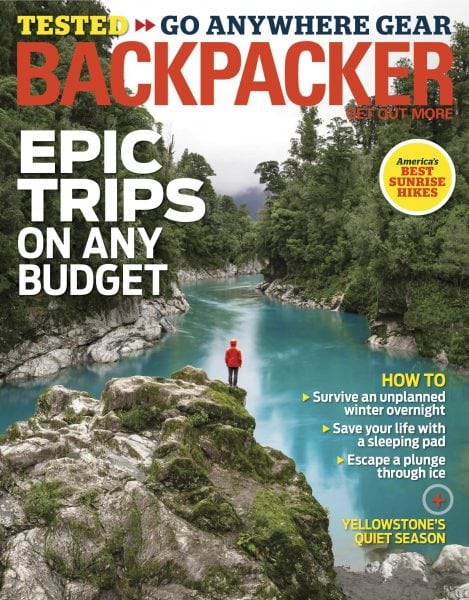 Download Backpacker — January 2018