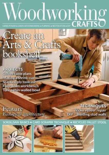 Download Woodworking Crafts — January 2018