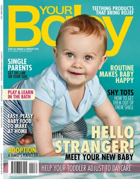 Download Your Baby — January 2018