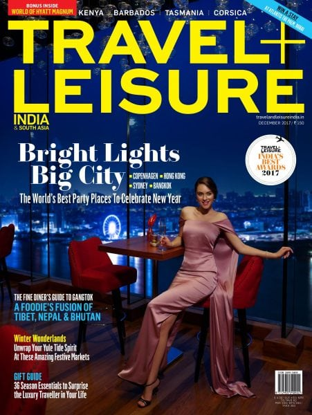 Download Travel+Leisure India & South Asia — December 2017