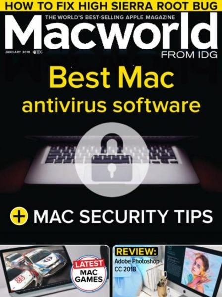 Download Macworld UK — January 2018