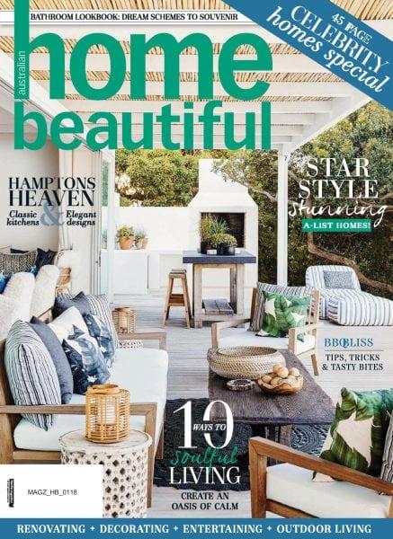 Download Australian Home Beautiful — January 2018
