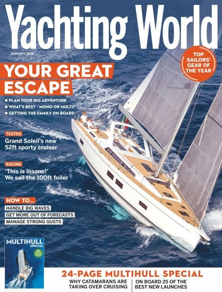 Download Yachting World — January 2018