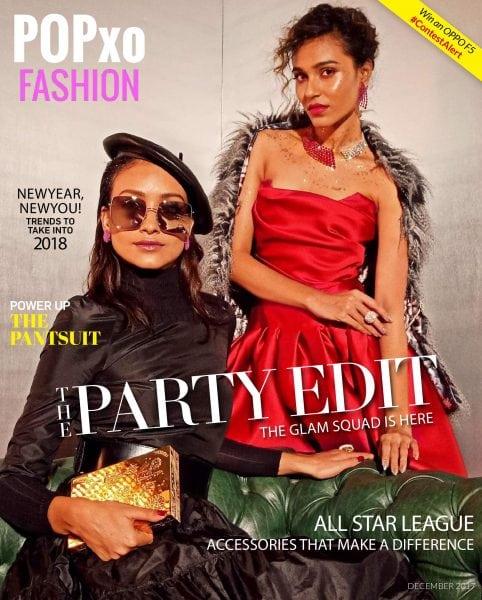 Download POPxo Fashion — December 2017
