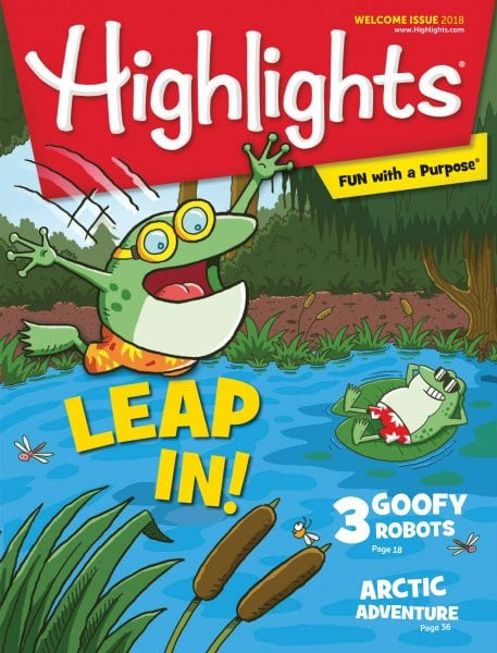 Download Highlights For Children Welcome Issue — January 2018