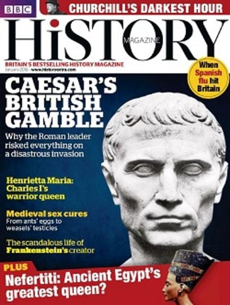 Download BBC History UK — January 2018