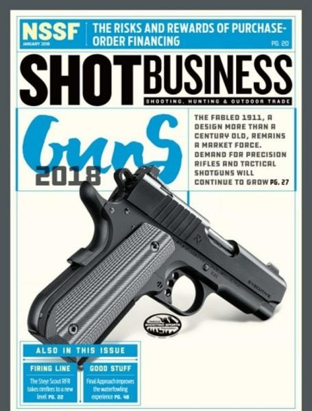 Download SHOT Business — January 2018