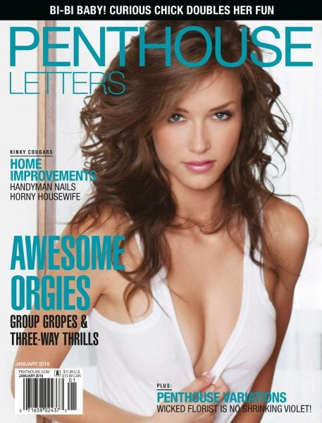 Download Penthouse Letters — January 2018