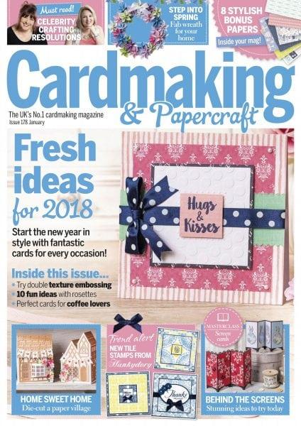 Download Cardmaking & Papercraft — January 2018