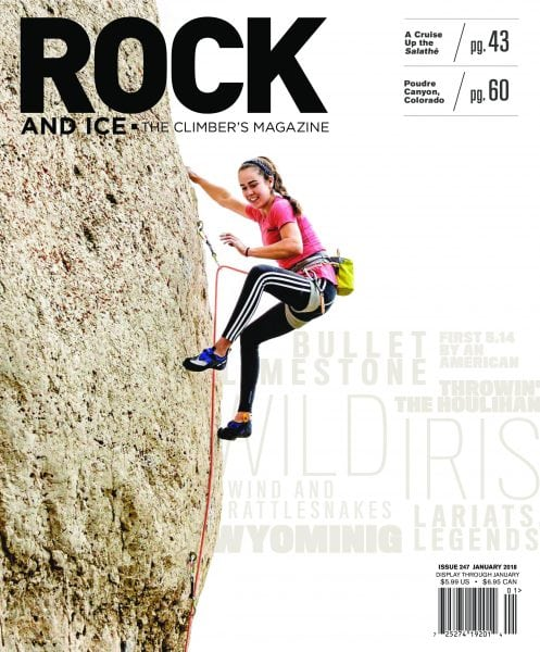 Download Rock and Ice — February 2018