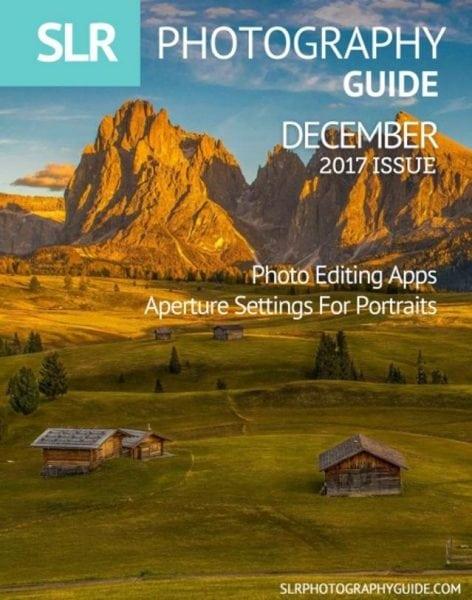 Download SLR Photography Guide — December 2017