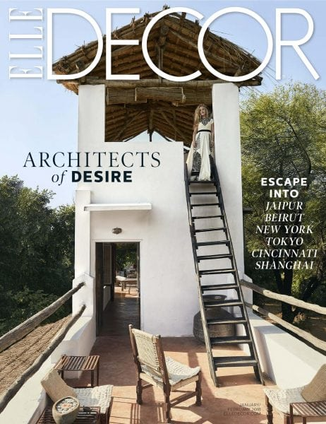 Download Elle Decor USA — February 2018