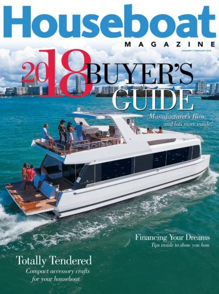 Download Houseboat Magazine — January 2018
