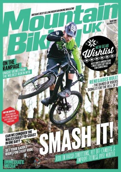 Download Mountain Biking UK — December 2017