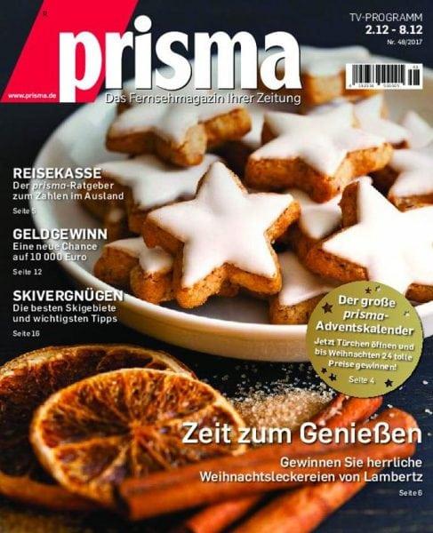 Prisma — 02. Dezember 2017