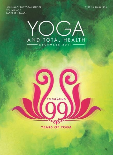 Download Yoga and Total Health — December 2017