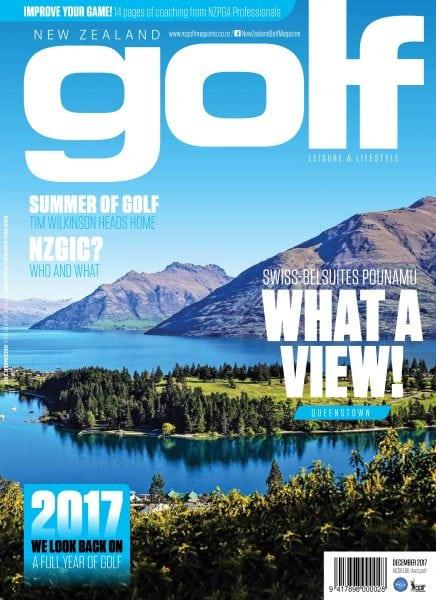 Download New Zealand Golf — December 2017