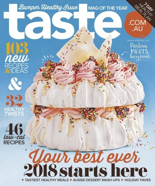 Download taste.com.au — January 2018