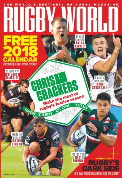 Download Rugby World UK — February 2018