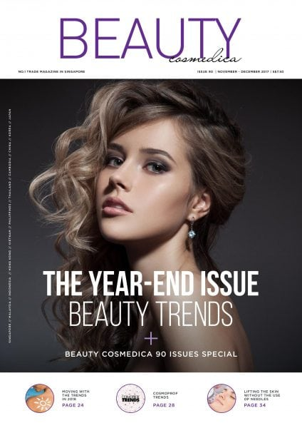 Download Beauty Cosmedica Singapore — November-December 2017