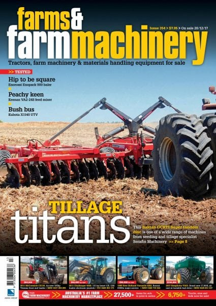 Download Farms and Farm Machinery — December 2017