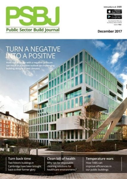 Download PSBJ Public Sector Building Journal — December 2017