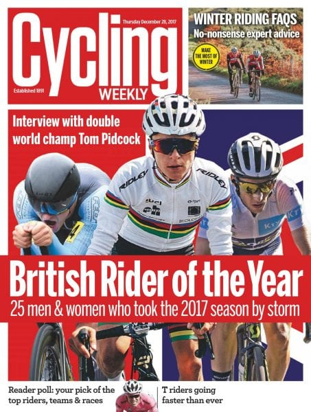 Download Cycling Weekly — December 28, 2017