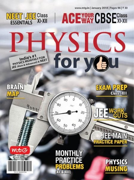 Download Physics For You — January 2018