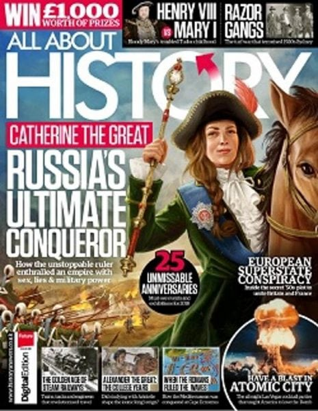 Download All About History — Issue 60 2017