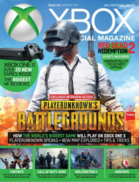 Download Official Xbox Magazine USA — February 2018