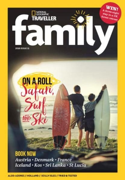 Download National Geographic Traveller UK — Family Travel 2018