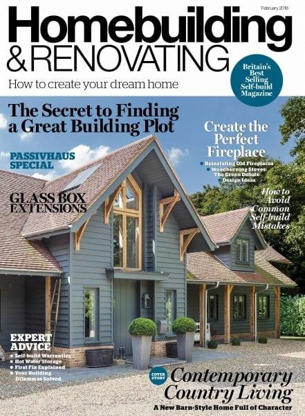 Homebuilding Renovating: February 2018 PDF Download Free