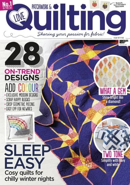 Download Love Patchwork & Quilting — December 2017