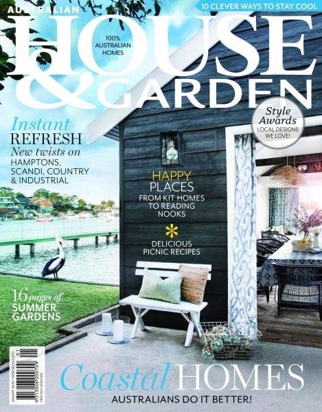 Download Australian House & Garden — January 2018