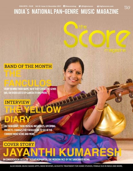 Download The Score Magazine — December 2017
