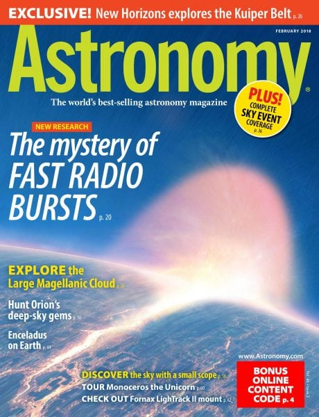 Download Astronomy — February 2018