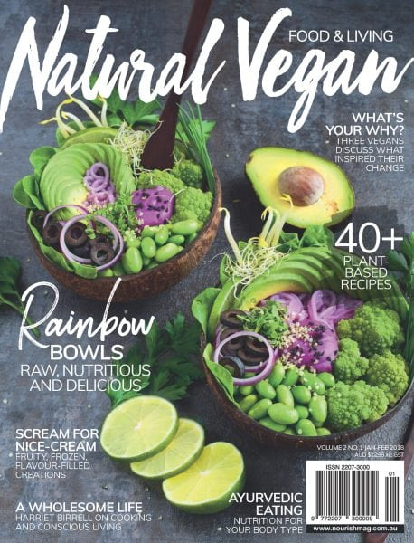Download Natural Vegan — January 01, 2018