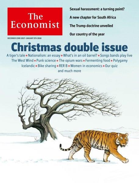 Download The Economist Europe — December 21, 2017