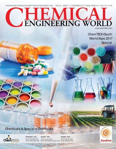 Download Chemical Engineering World — November 2017