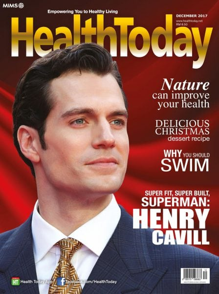 Download Health Today Malaysia — December 2017
