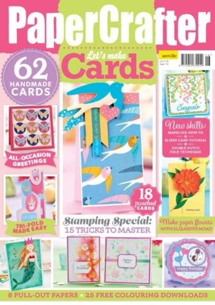 Download Papercrafter — Issue 116 2017