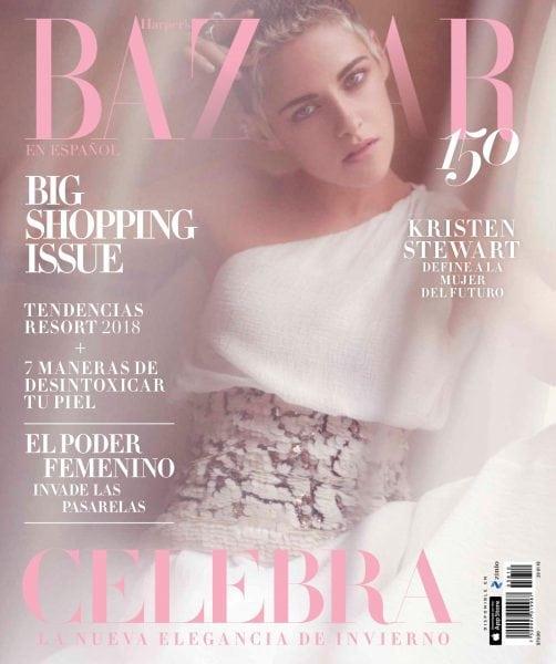 Download Harper's Bazaar México — diciembre 2017