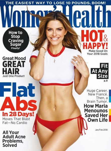 Download Women's Health USA — January 2018
