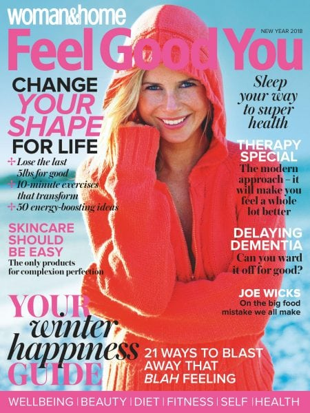 Download Woman & Home Feel Good You — December 2017