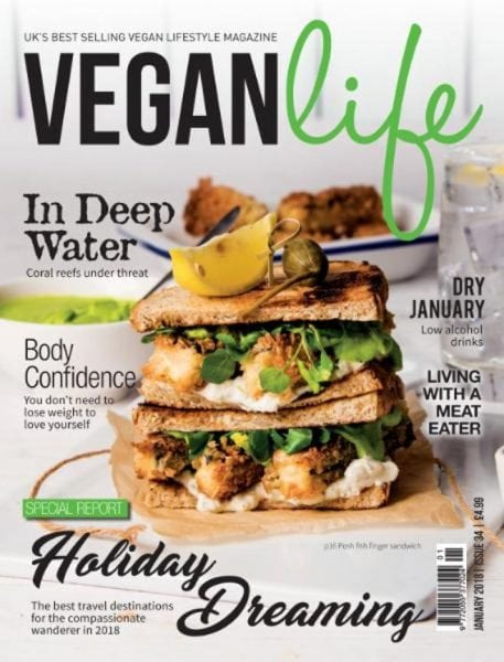 Download Vegan Life — January 2018
