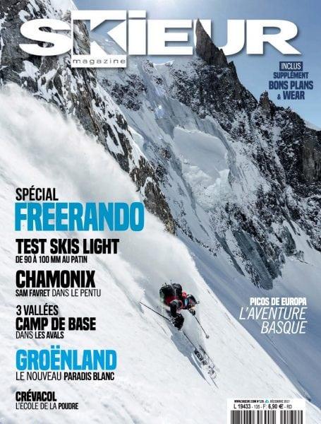 Skieur magazine — 04 décembre 2017